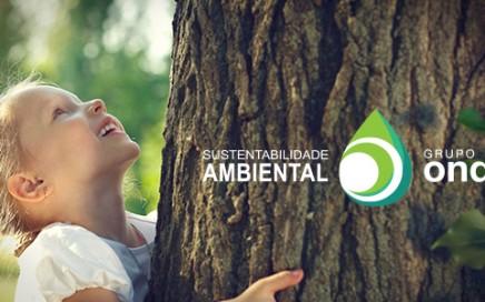 Sustentabilidade ambiental do Grupo Ondas.